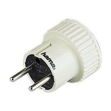Hama Travel Plug Type E L South European...
