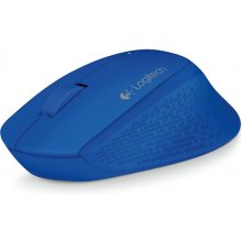 Мышь LOGITECH M280 Blue, Yes, Wireless Mouse