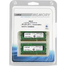 Оперативная память Crucial 4GB DDR3 SO-DIMM...