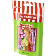 Stabilo Vildikad Lollipop Pen 68 15 värvi