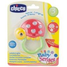 CHICCO Ladybird Rattle