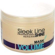 Stapiz Sleek Line Volume 250ml - Hair Mask...