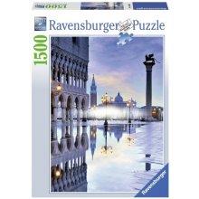 RAVENSBURGER 1500 ELEMENTÓW Romantyczna...