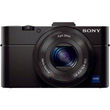 Фотоаппарат Sony DSC-RX100M2, 20.2, Compact...