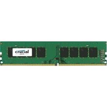 Mälu Crucial 8 GB, DDR4, 2400 MHz, voltage...