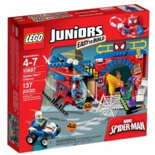 LEGO Juniors hideout Spider-man