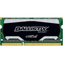Mälu Crucial Ballistix Sport 4GB DDR3...
