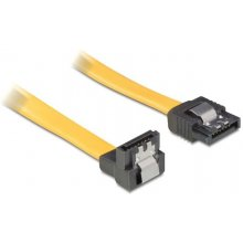 Delock kaabel SATA 10cm down/straight...
