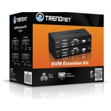 TRENDNET KVM USB Extension Kit Erweitert...