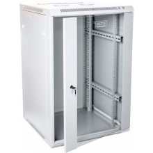 DIGITUS Wallmount cabinet 15U, 600x600mm...