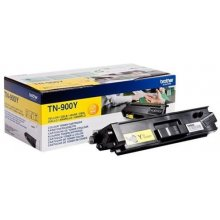 Tooner BROTHER Toner TN900Y kollane | 6000...