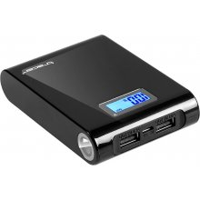 TRACER Power Bank 10400 mAh Black Li-Ion