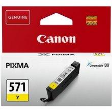 Тонер Canon чернила CLI-571 жёлтый