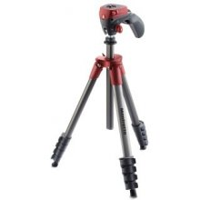 Штатив Manfrotto Compact Action красный