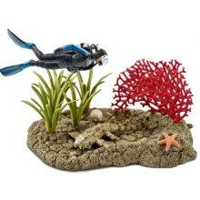 Schleich Nurek w rafie koralowej