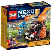 LEGO Nexo Knights Katapulta Chaosu