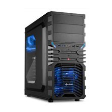 Korpus Sharkoon VG4-W ATX BLACK TOWER