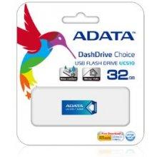 Mälukaart ADATA UC510 32 GB, USB 2.0, Blue