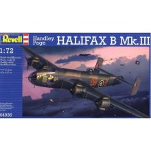 Revell Handley Page Halifax mkIII