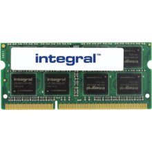 Mälu INTEGRAL DDR3 4GB 1333C9 NB Integ.DualR