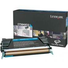 Тонер Lexmark C736, X736, X738, Laser...