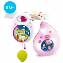 SMOBY Cotoons Musical ja light, pink