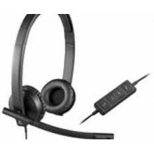 LOGITECH USB kõrvaklapid H570e stereo