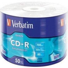 Toorikud Verbatim CD-R Extra Protection...