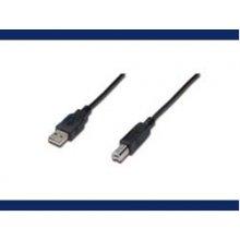 DIGITUS USB2.0 Anschlusskabel, 1,8m