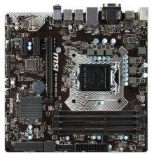 Emaplaat MSI B150M PRO-VDH D3 Sockel LGA1151...