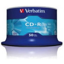Диски Verbatim CD-R Extra Protection 700MB...