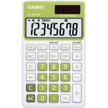 Kalkulaator Casio SL-300NC-GN roheline