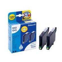 Tooner Pelikan Tinte bk 2x (Epson T044140)