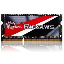 Mälu G.Skill SO DDR3 4GB PC 1600 CL9 (1x4GB)...