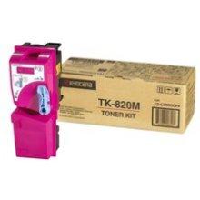 Tooner Kyocera TK-820M, Laser, Kyocera...
