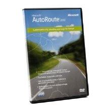 Microsoft AutoRoute Euro EN W32 only, PC...