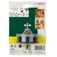 BOSCH Hole Saw Set 7 pc(s)