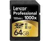 Mälukaart Lexar SDXC Card 64GB 1000x...