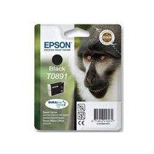 Тонер Epson Ink T0891 чёрный DURABrite |...