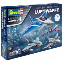 Revell Gift set 60 Jahre Luftwaffe