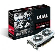 Видеокарта Asus DUAL-RX460-2G AMD, 2 GB...