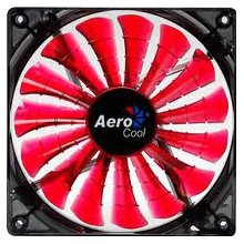 Aerocool Shark Fan Devil Red Edition 12cm...
