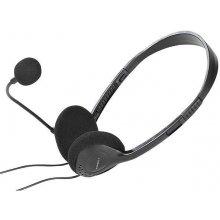 VIVANCO наушники + микрофон Basic, черный...