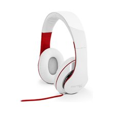 Fantec SHP-250AJ-WT stereo Headphone On Ear