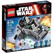 LEGO First Order Snowspeeder