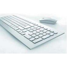 Клавиатура Cherry DW8000 серебристый EU...