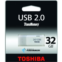 Флешка TOSHIBA 32GB, USB2.0 Hi-Speed, USB...