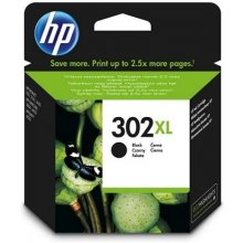 Tooner HP INC. Tusz nr 302XL Black F6U68AE