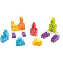 Mega Bloks Blocks, colorful puzzle