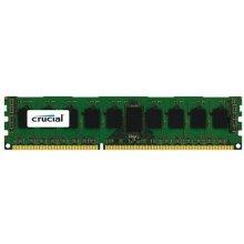 Mälu Crucial 8GB DDR3 ECC Reg